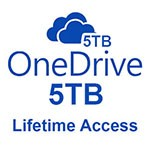 One Drive 5TB Cloud Storage