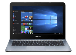 Asus AMD A6-9225 Processor 2.6GHz; 4GB DDR4 RAM; 500GB Hard Drive; AMD Radeon R4 Graphics