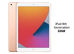 Apple - 10.2-Inch iPad Wi-Fi - 32GB 8th Generation Gold