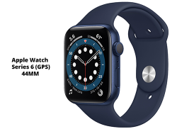 Watch Series 6 (GPS) 44mm - Blue