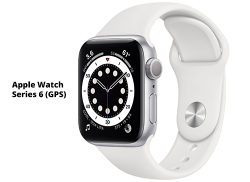 iWatch Series 6 (GPS) 40mm-Silver