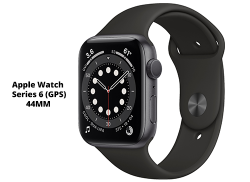 iWatch Series 6 (GPS) 44mm-Space Gray
