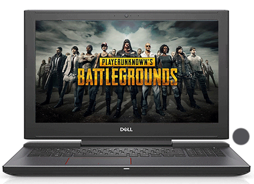 Dell G5 Gaming Intel Core i5-8300H, NVIDIA GeForce GTX 1050 Ti 4GB, 1TB HDD + 128GB SSD Storage, 8GB RAM