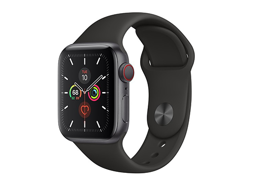 iWatch S5 GPS CELL 40mm Space Gray